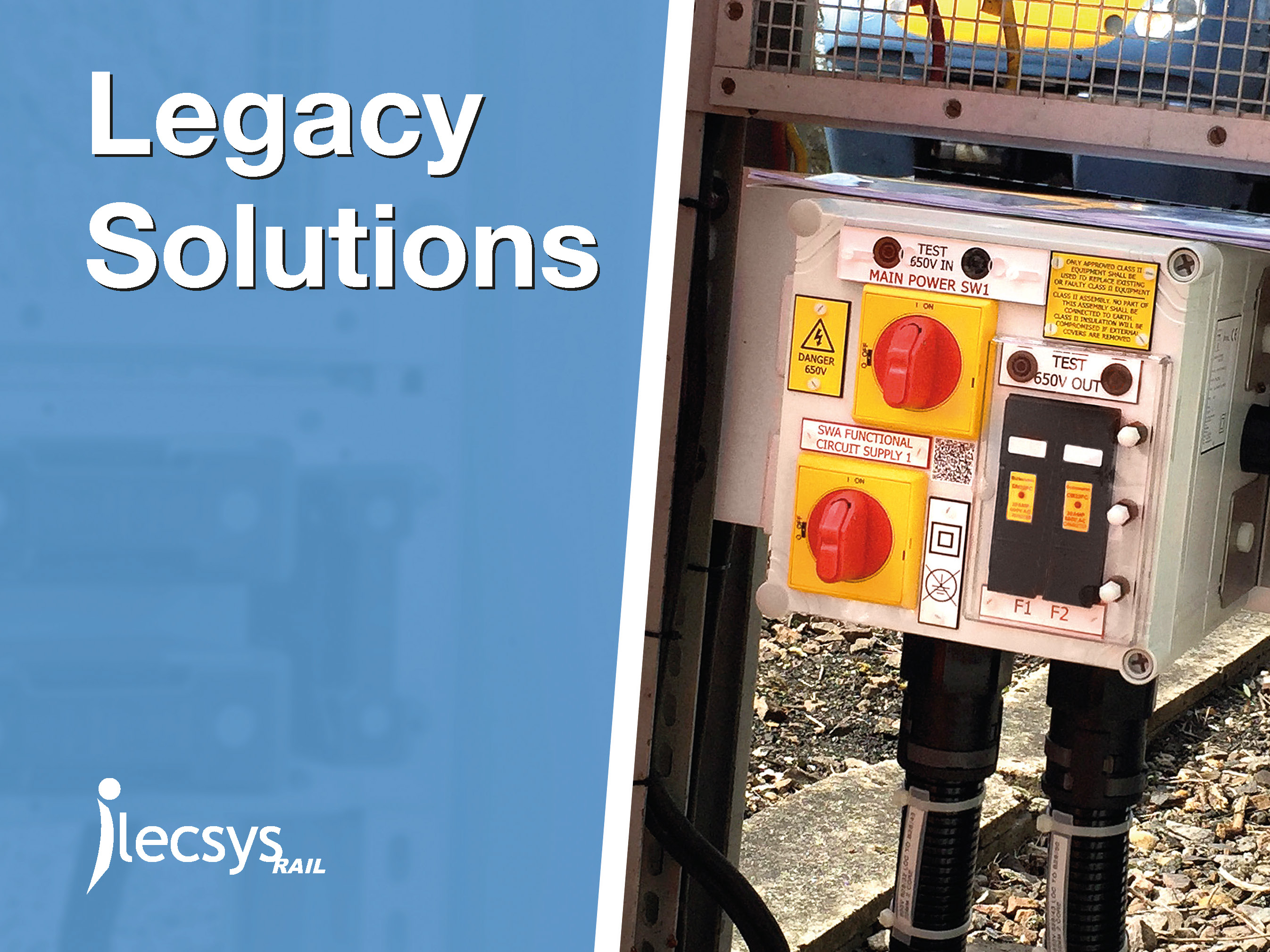 Legacy Solutions Catalogue