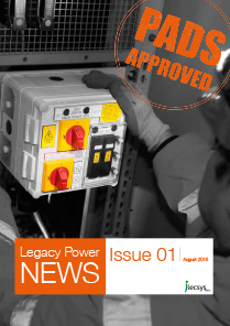 Legacy Power News Issue 1