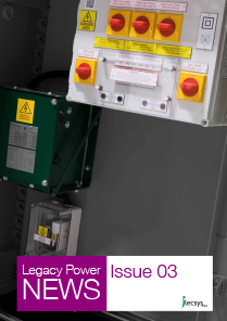 Legacy Power News Issue 3