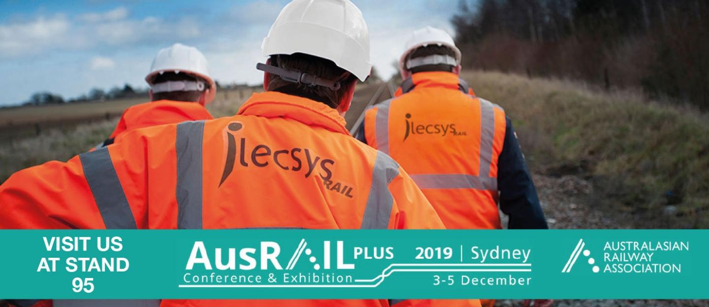 iLECSYS are at AusRail